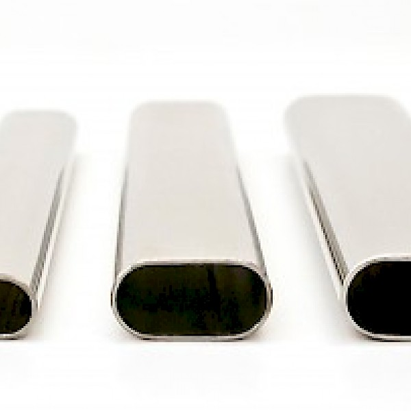 Flat Sided Oval Tube